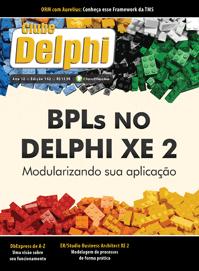 Revista ClubeDelphi Magazine 142