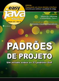 Revista easy Java Magazine 13