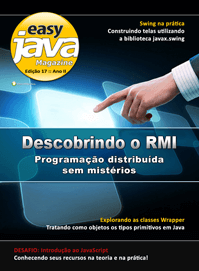 Revista easy Java Magazine 17