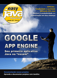 Revista easy Java Magazine 18