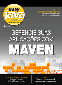 Revista easy Java Magazine 20