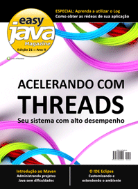 Revista easy Java Magazine 21