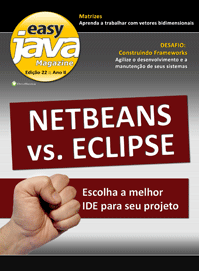 Revista easy Java Magazine 22