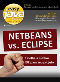 Revista easy Java Magazine 22