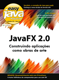 Revista easy Java Magazine 23