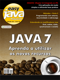 Revista easy Java Magazine 26