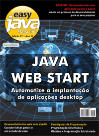 Revista easy Java Magazine 27