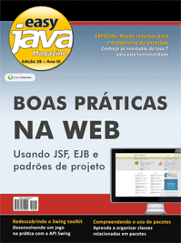 Revista easy Java Magazine 28