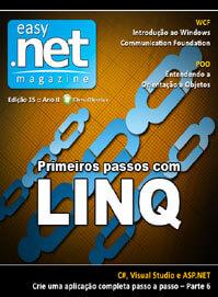 Revista easy .net Magazine 15: Primeiros passos com o Linq