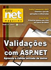 Revista easy .net Magazine 17: Validação com ASP.NET