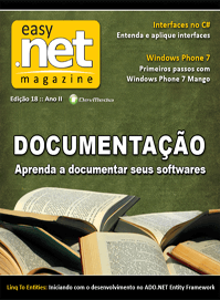 Revista easy .net Magazine 18: Documenta��o no .NET
