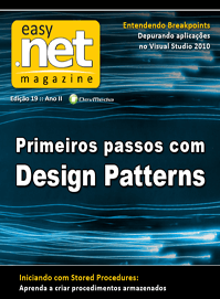 Revista easy .Net Magazine 19: Primeiros passos com Design Patterns