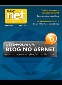 Revista easy .Net Magazine 25