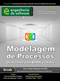 Revista Engenharia de Software Magazine 40: Modelagem de Processos