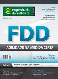 Revista Engenharia de Software Magazine 42: Agilidade na Medida Certa com FDD