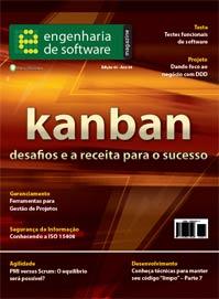 Revista Engenharia de Software Magazine 45: Kanban - o ágil adaptativo