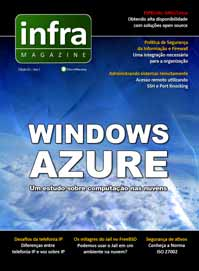 Revista Infra Magazine 2: Cloud Computing com Windows Azure