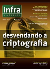 Revista Infra Magazine 4