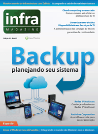 Revista Infra Magazine 5