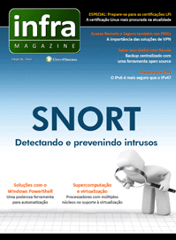 Revista Infra Magazine 6