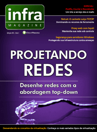 Revista Infra Magazine 8