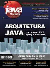 Revista Java Magazine 101