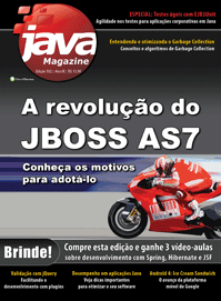Revista Java Magazine 102