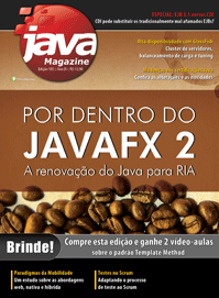 Revista Java Magazine 105