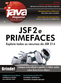 Revista Java Magazine 108