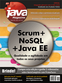 Revista Java Magazine 109