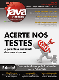 Revista Java Magazine 110