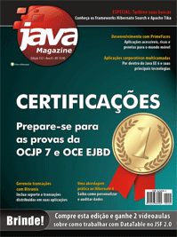 Revista Java Magazine 112