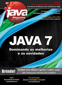Revista Java Magazine 95