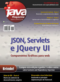 Revista Java Magazine 96