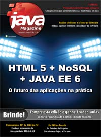Revista Java Magazine 97