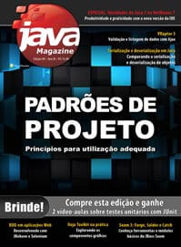 Revista Java Magazine 98