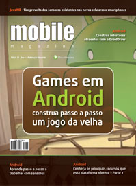 Revista Mobile Magazine 38: Games em Android
