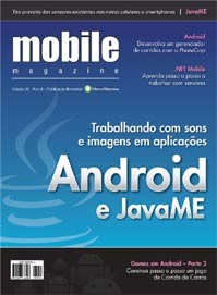 Revista Mobile Magazine 39: Android e JavaME