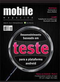 Revista Mobile Magazine 40: Desenvolvimento baseado em testes