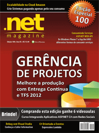 Revista .net Magazine 100