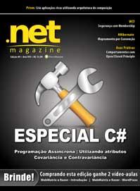 Revista .net Magazine 89: Especial sobre a linguagem C#
