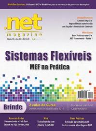 Revista .net Magazine 90: MEF na prática