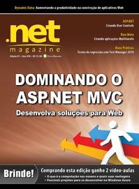 Revista .net Magazine 91: Dominando o ASP.NET MVC