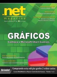 Revista .net Magazine 94: Conheça o Microsoft Chart Controls