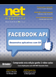 Revista .Net Magazine 96