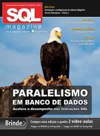 Revista SQL Magazine 91: Processamento Paralelo + BD