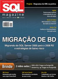 Revista SQL Magazine 92: Migração de BD