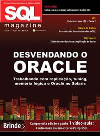 Revista SQL Magazine 95: Desvendando o Oracle