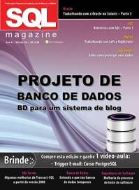 Revista SQL Magazine 96: Projeto completo de Banco de Dados
