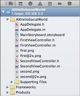 Lista de arquivos do projeto